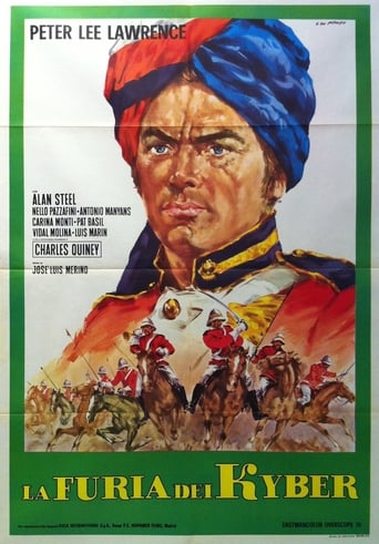 Poster of Slaughter on the Khyber Pass