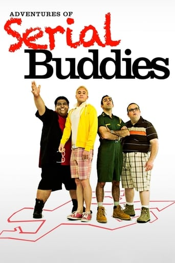 Poster of Adventures of Serial Buddies