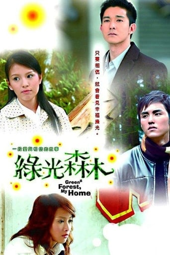 Poster of Green Forest, My Home