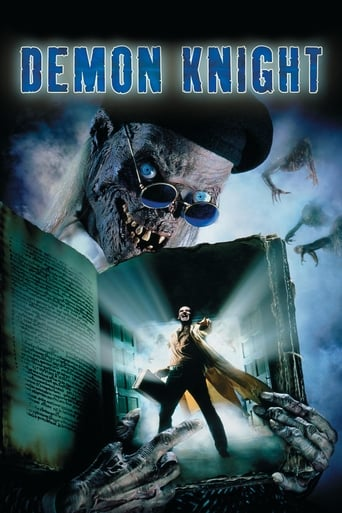 Poster of Tales from the Crypt: Demon Knight