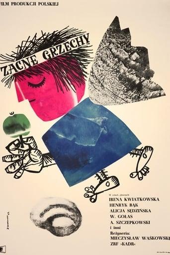 Poster of Zacne grzechy