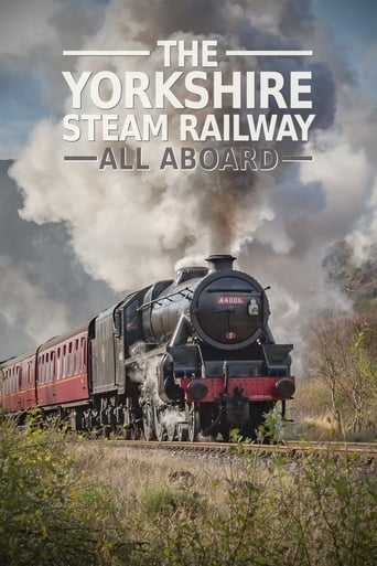 Poster of The Yorkshire Steam Railway: All Aboard