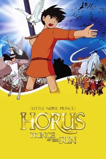 太陽の王子ホルスの大冒険 Poster