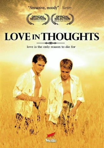 How old was Daniel Brühl in Love in Thoughts