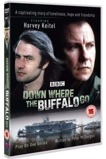 Poster of Down Where The Buffalo Go