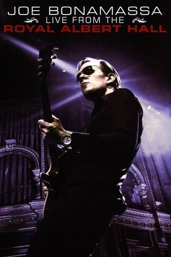 Poster of Joe Bonamassa: Live from the Royal Albert Hall