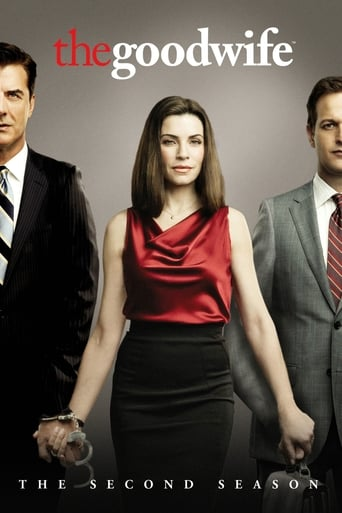 Geroji žmona / The Good Wife (2010) 2 Sezonas