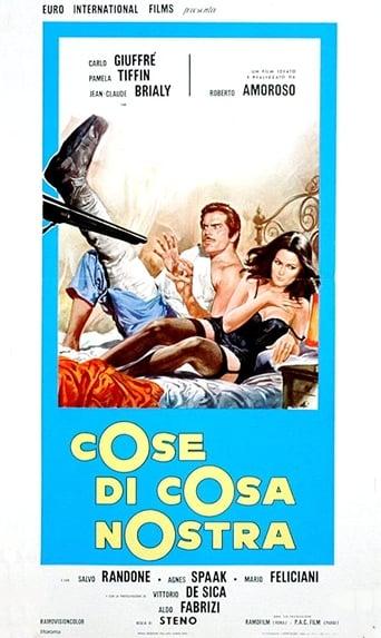 Poster of Cose di Cosa Nostra