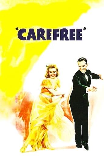 Poster of Carefree
