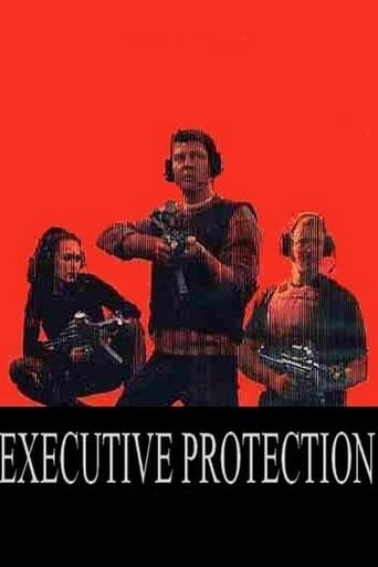 Poster of Executive Protection