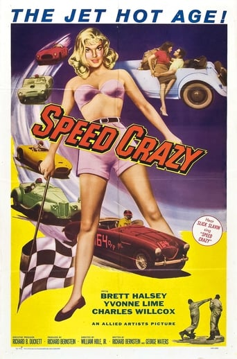 Poster of Speed Crazy