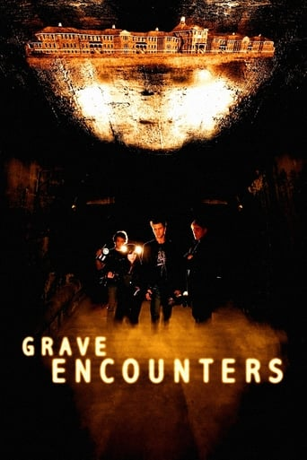Poster of Grave Encounters