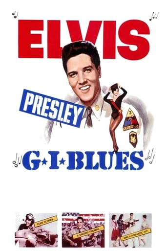 Poster of G.I. Blues
