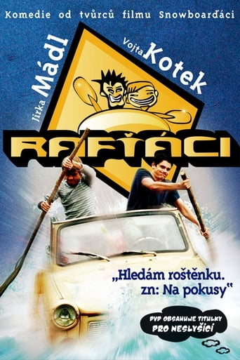 Poster of Rafters