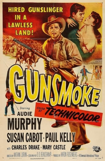Poster of Gunsmoke