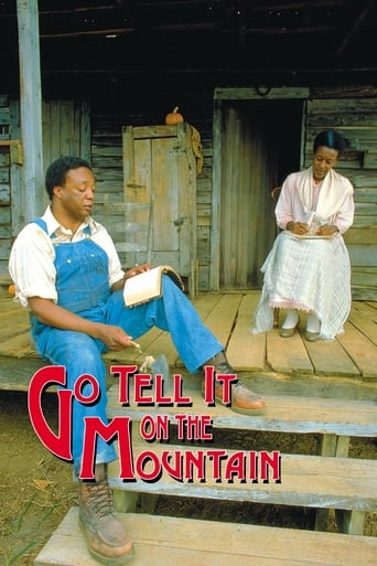 Poster of Go Tell It On The Mountain