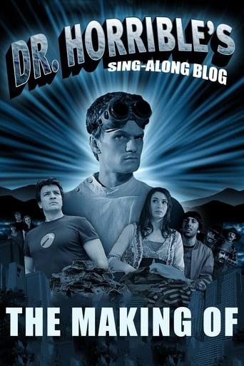Poster of The Making of Dr. Horrible's Sing-Along Blog