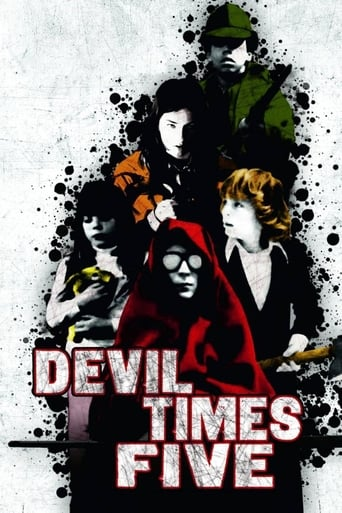 Poster of Devil Times Five