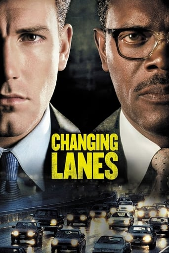 Poster of Changing Lanes