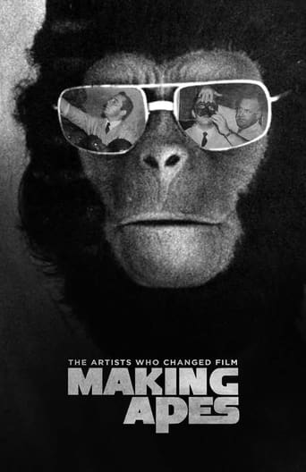 Poster of Making Apes: The Artists Who Changed Film