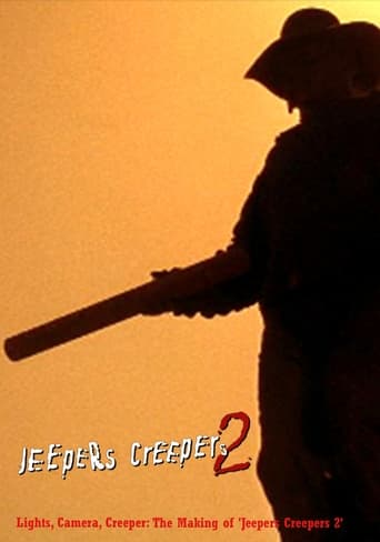 Poster of Lights, Camera, Creeper: The Making of 'Jeepers Creepers 2'