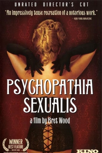 Poster of Psychopathia Sexualis