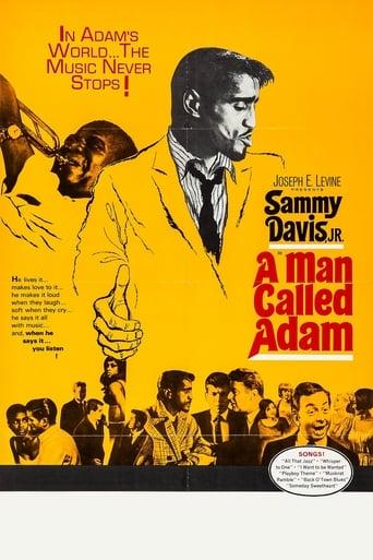 Poster of A Man Called Adam