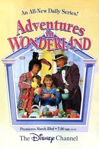 Poster of Adventures in Wonderland