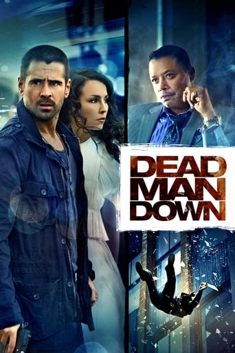 Poster of Dead Man Down