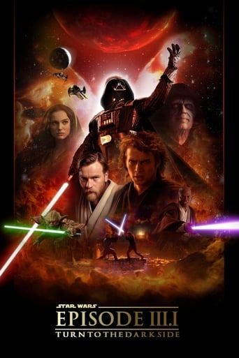 Poster of Star Wars: Episode III.I - Turn To The Dark Side