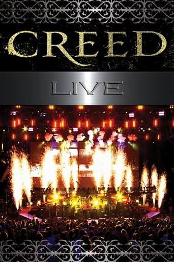 Poster of Creed: Live