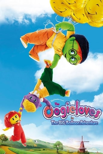 Poster of The Oogieloves in the Big Balloon Adventure