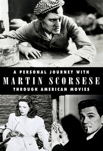 Poster of A Personal Journey with Martin Scorsese Through American Movies