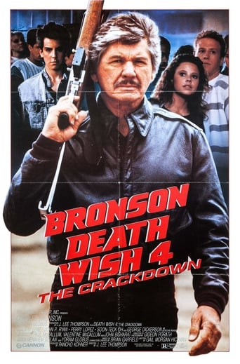 Poster of Death Wish 4: The Crackdown