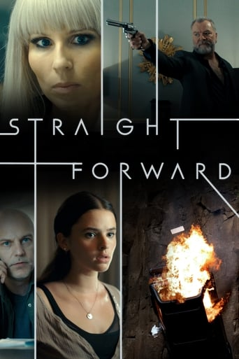 Poster of Straight Forward