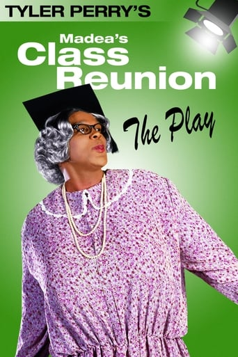 Poster of Tyler Perry's Madea's Class Reunion - The Play
