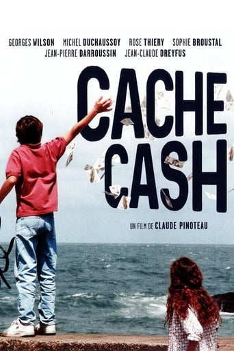 Poster of Cache Cash