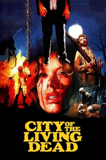 Poster of City of the Living Dead