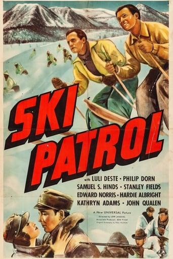 Poster of Ski Patrol