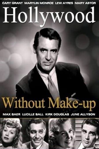 Poster of Hollywood Without Make-Up