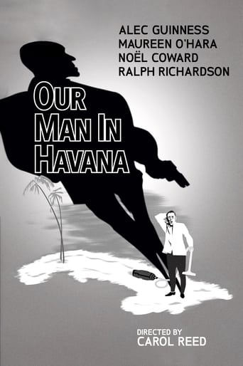 Poster of Our Man in Havana