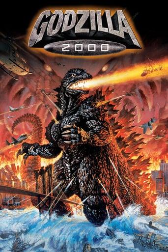 Poster of Godzilla 2000: Millennium