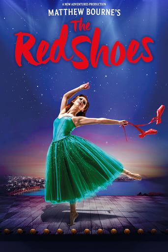 Poster of Matthew Bourne's The Red Shoes
