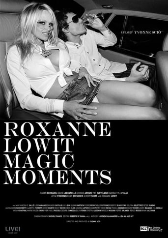 Poster of Roxanne Lowit Magic Moments