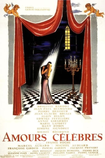 Poster of Famous Love Affairs