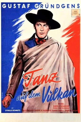 Poster of Tanz auf dem Vulkan