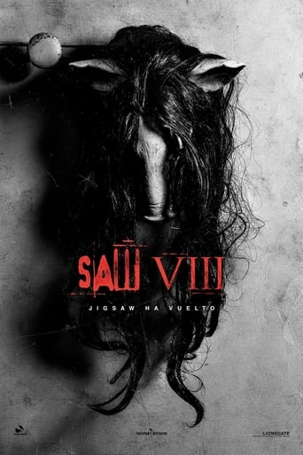 Poster of Saw VIII