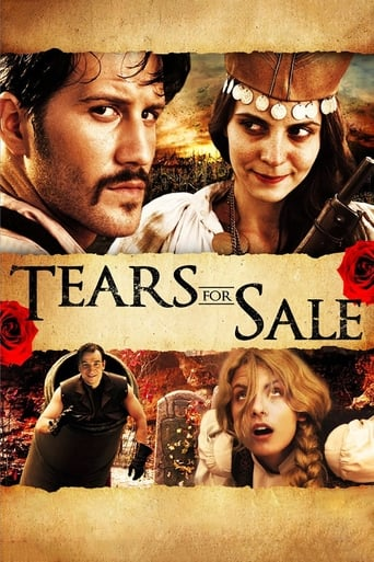 Poster of Tears for Sale