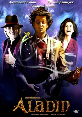 Poster of Aladin