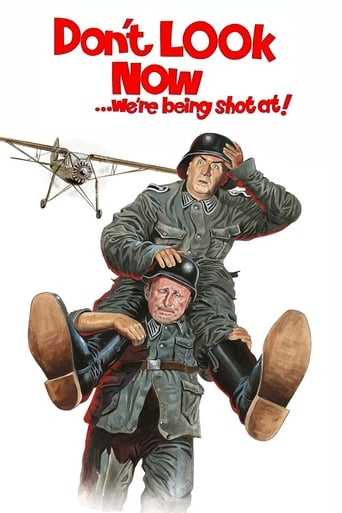 Poster of Don't Look Now: We're Being Shot At